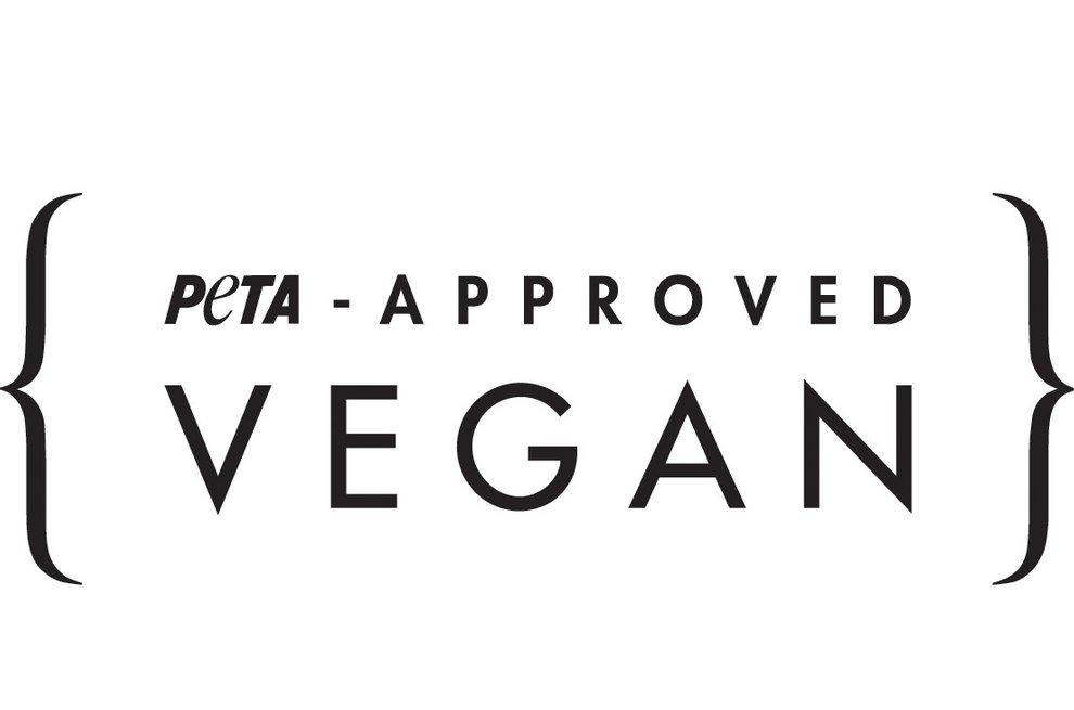 PETA Approved Vegan Siegel