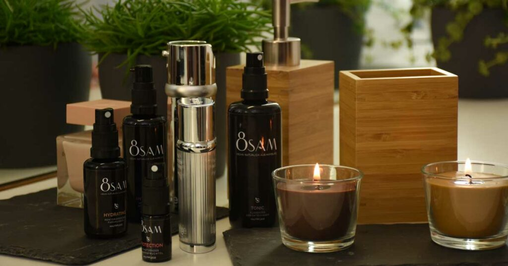 Vegane Kosmetik von Blattkultur 8SAM