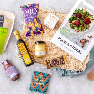 Foodist Fine Food Box Vegan als Geschenk