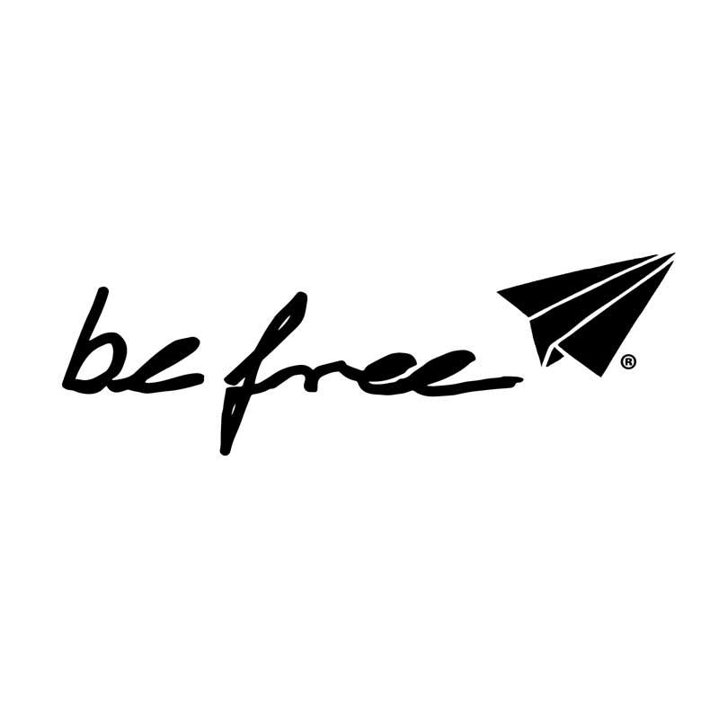 Be Free Schuhe Logo