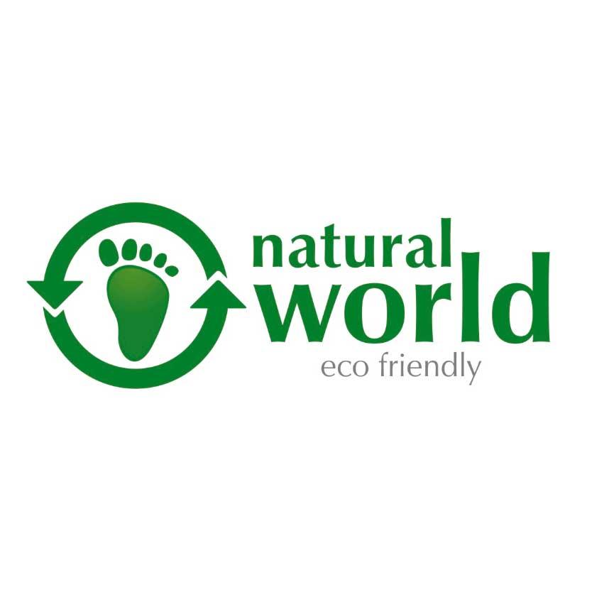 Natural World Eco Logo