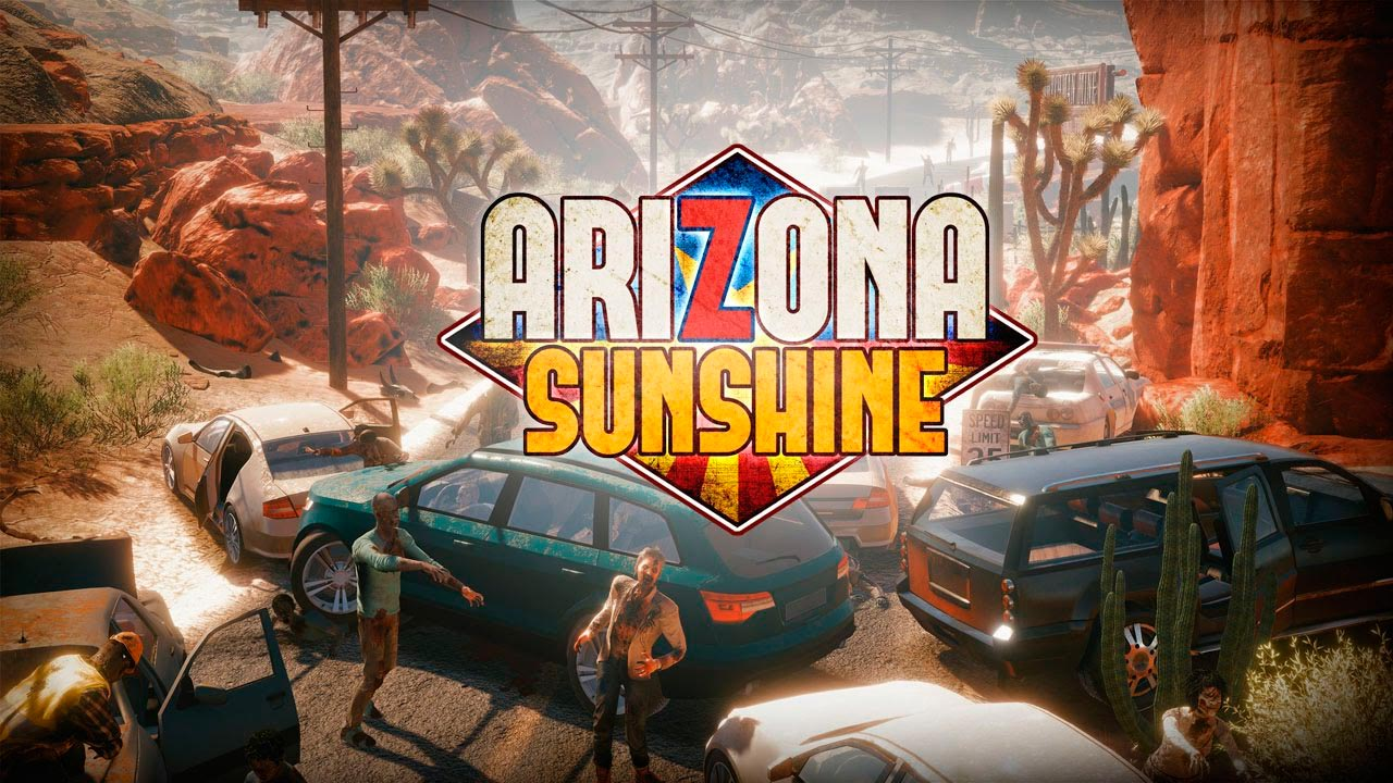 Arizona Sunshine sur PSVR
