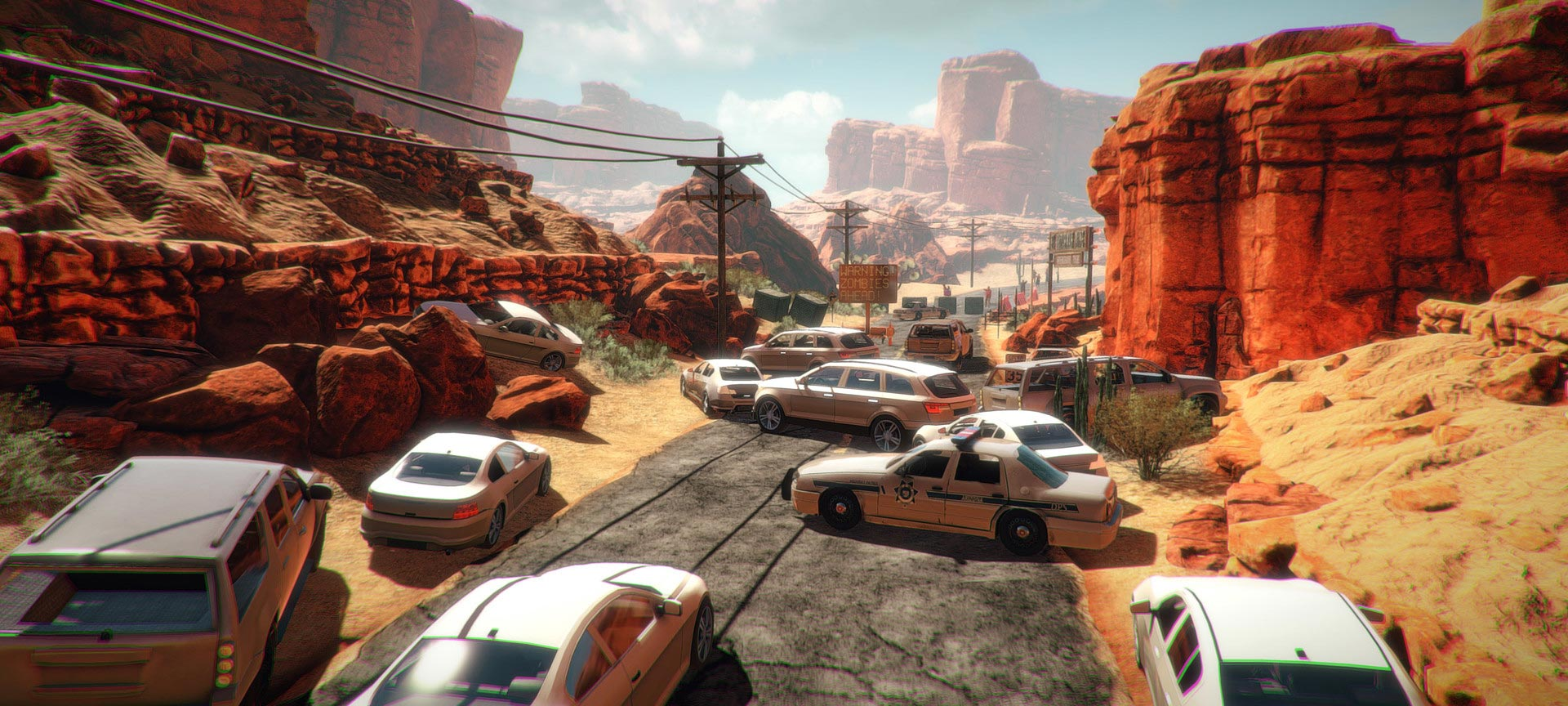 Arizona Sunshine sur PSVR