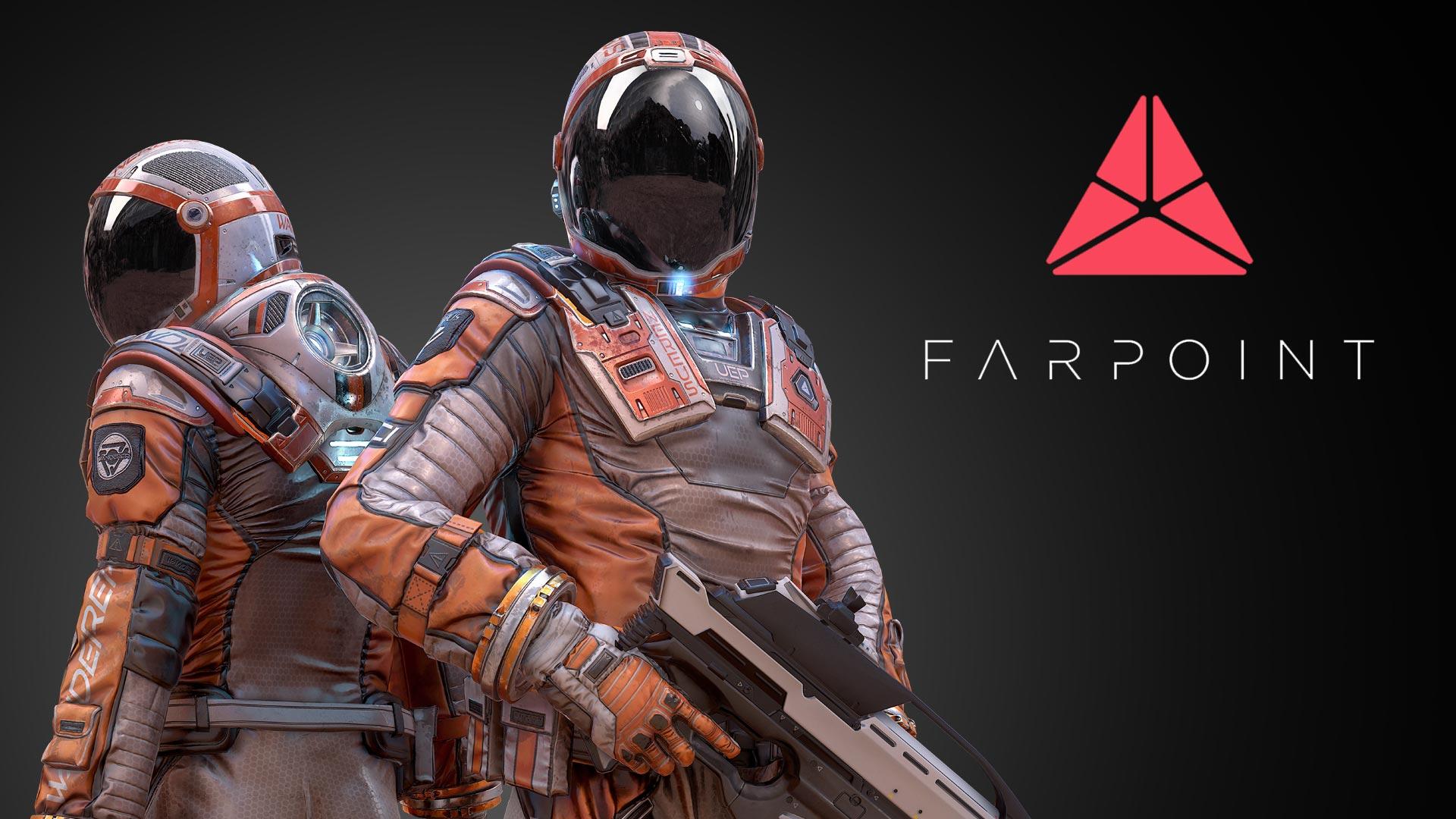 Farpoint sur PSVR