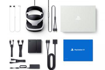 Playstation VR. Le chiffre des ventes