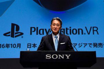 Sony, un PSVR2 dans les tuyaux ?