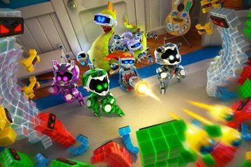 Un nouveau jeu dans The Playroom VR !