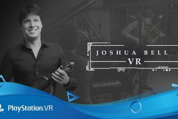 Joshua Bell VR, Une démo bluffante !