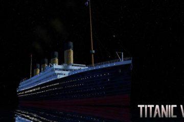 Titanic VR en développement