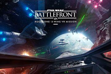 Un mode VR pour le prochain Starwars Battlefront de Dice ?