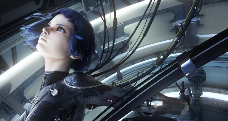 Ghost in the Shell VR