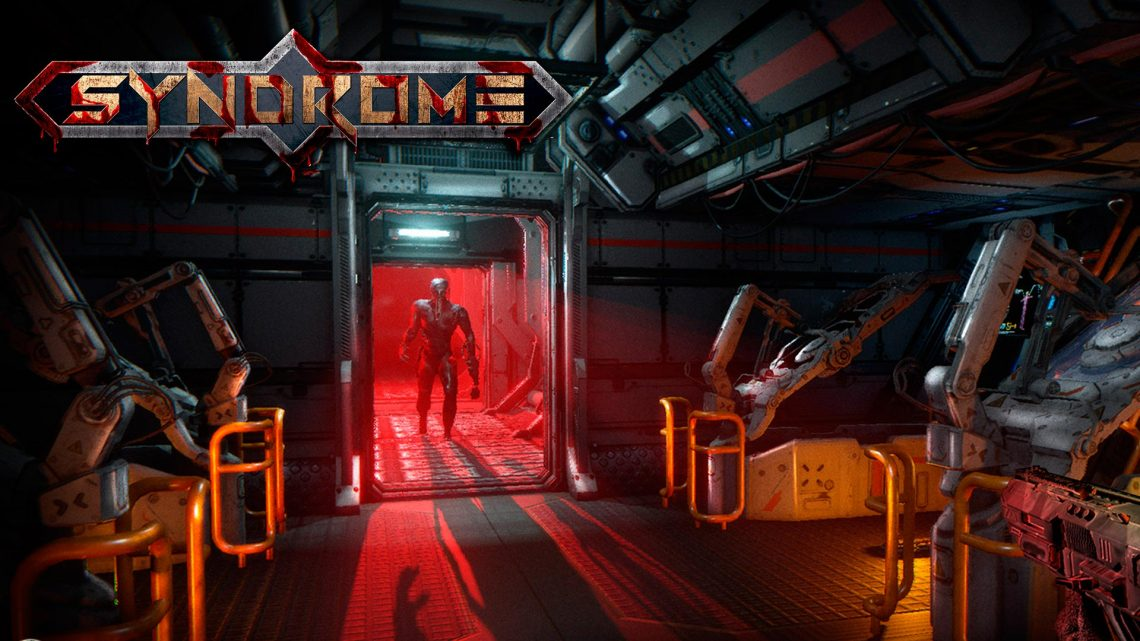 syndrome vr sur playstation vr