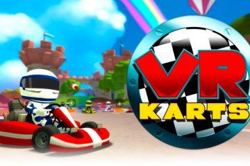 VR Karts, un MarioKart Like en VR sur Playstation VR !