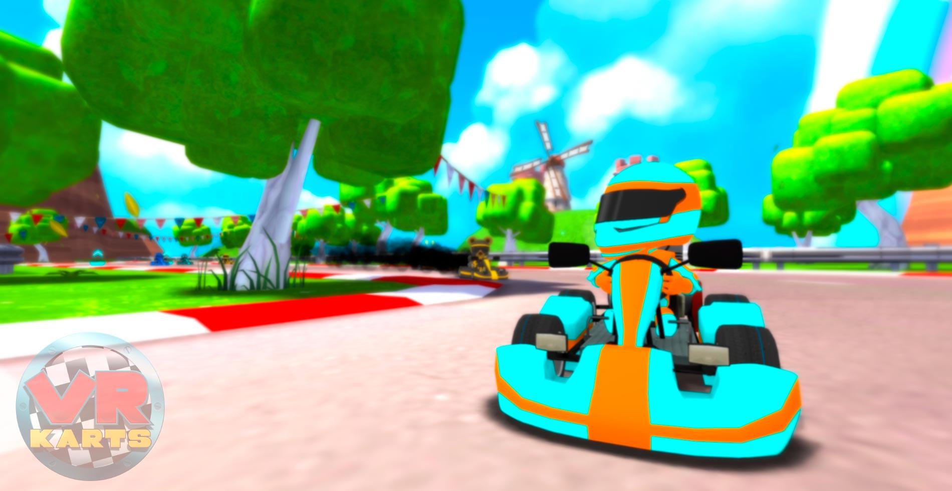 VR Karts sur PSVR