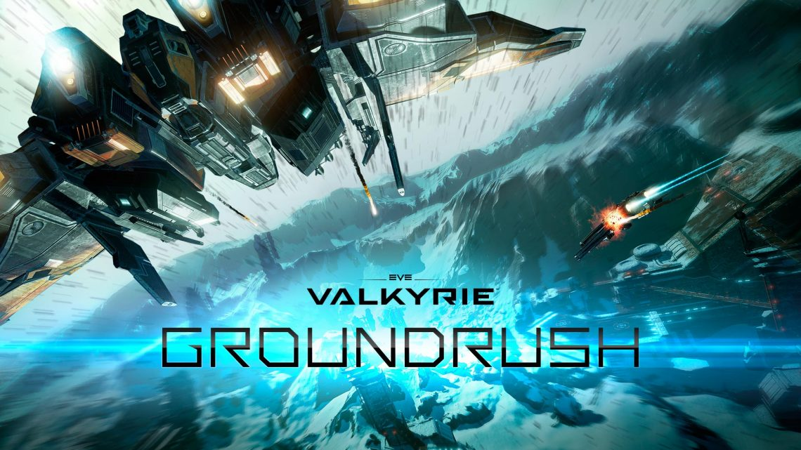 EVE Valkyrie Groundrush EVE Valkyrie Groundrush Playstation VR