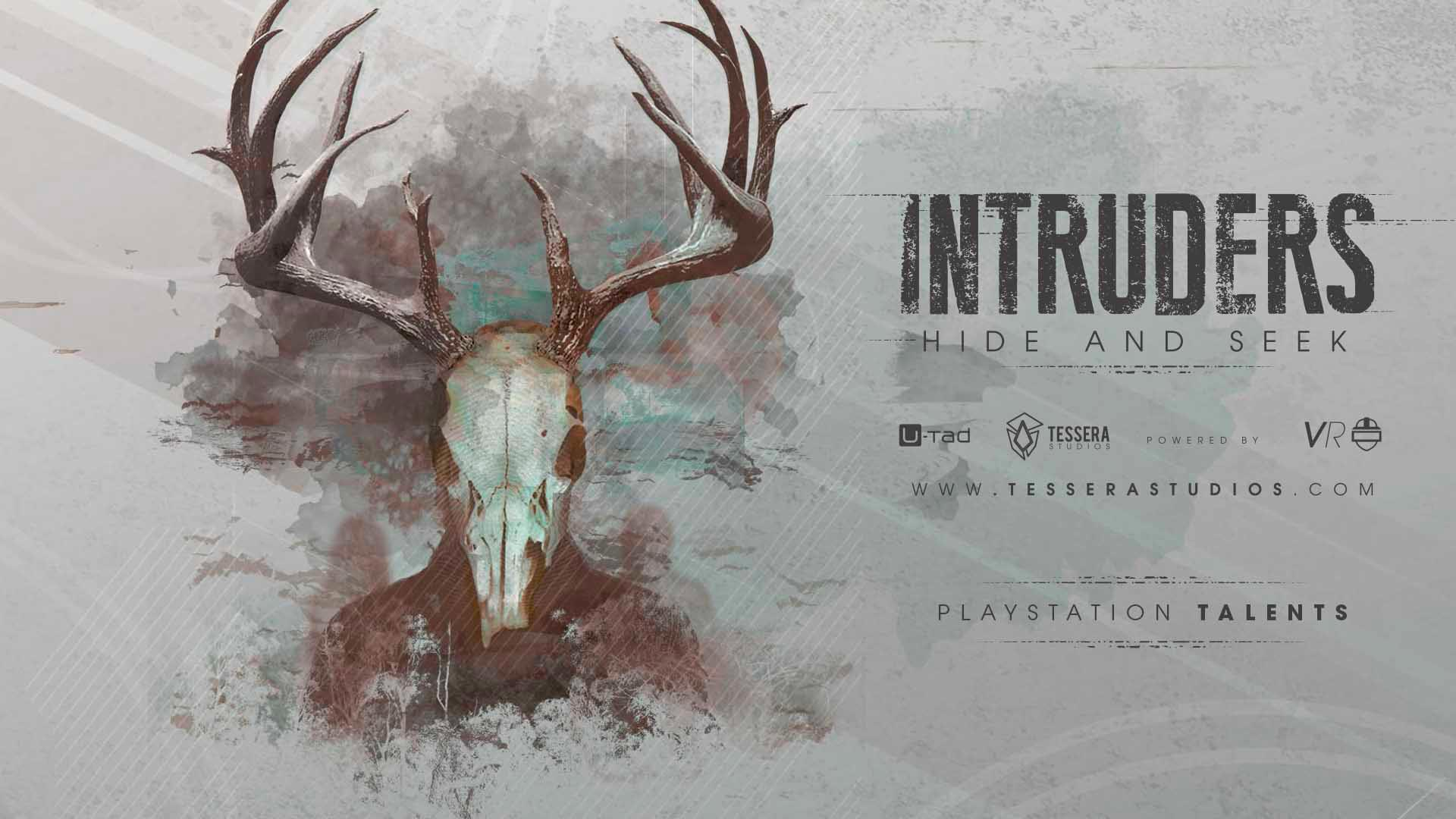 Intruders Hide and Seek PSVR
