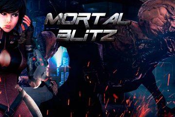 Mortal Blitz disponible en asie et aux USA.