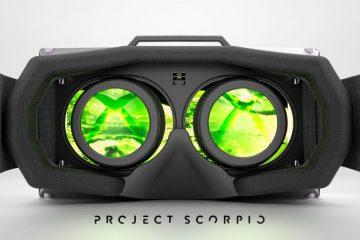 Projet Scorpio et réalité virtuelle, l'offensive contre Sony