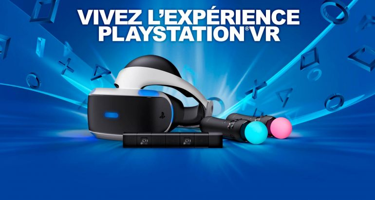 Bilan sur le PSVR PlayStation VR