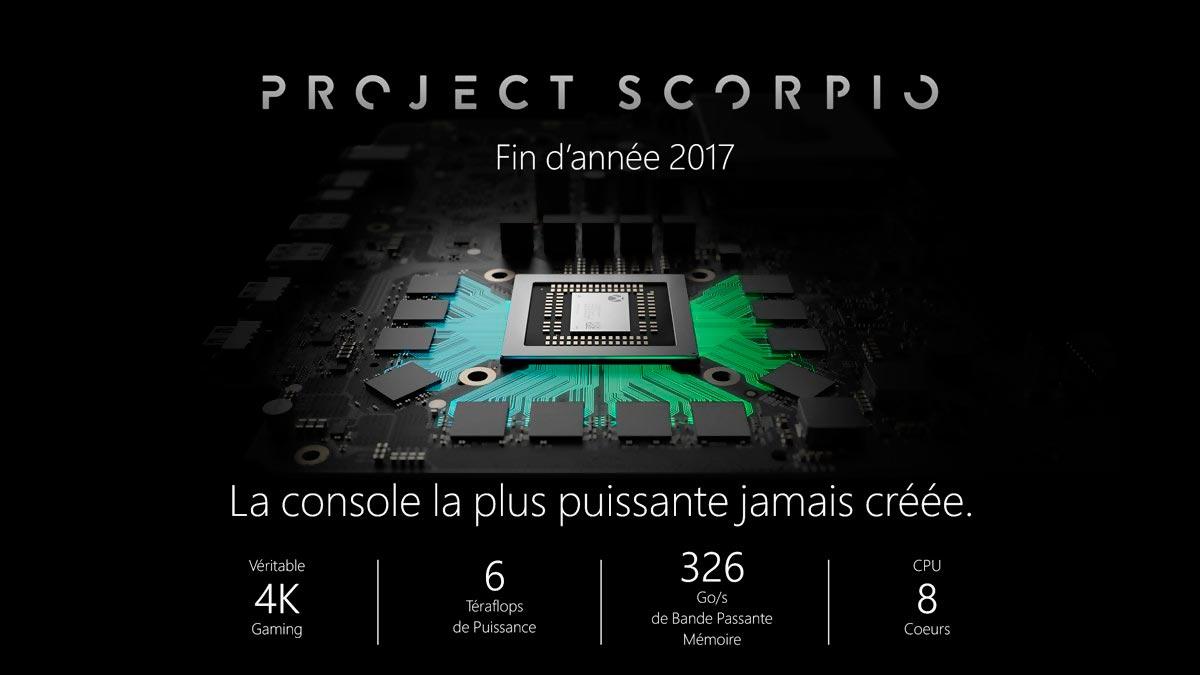 Projet Scorpio