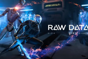 PlayStation VR : Raw Data prend date sur PSVR
