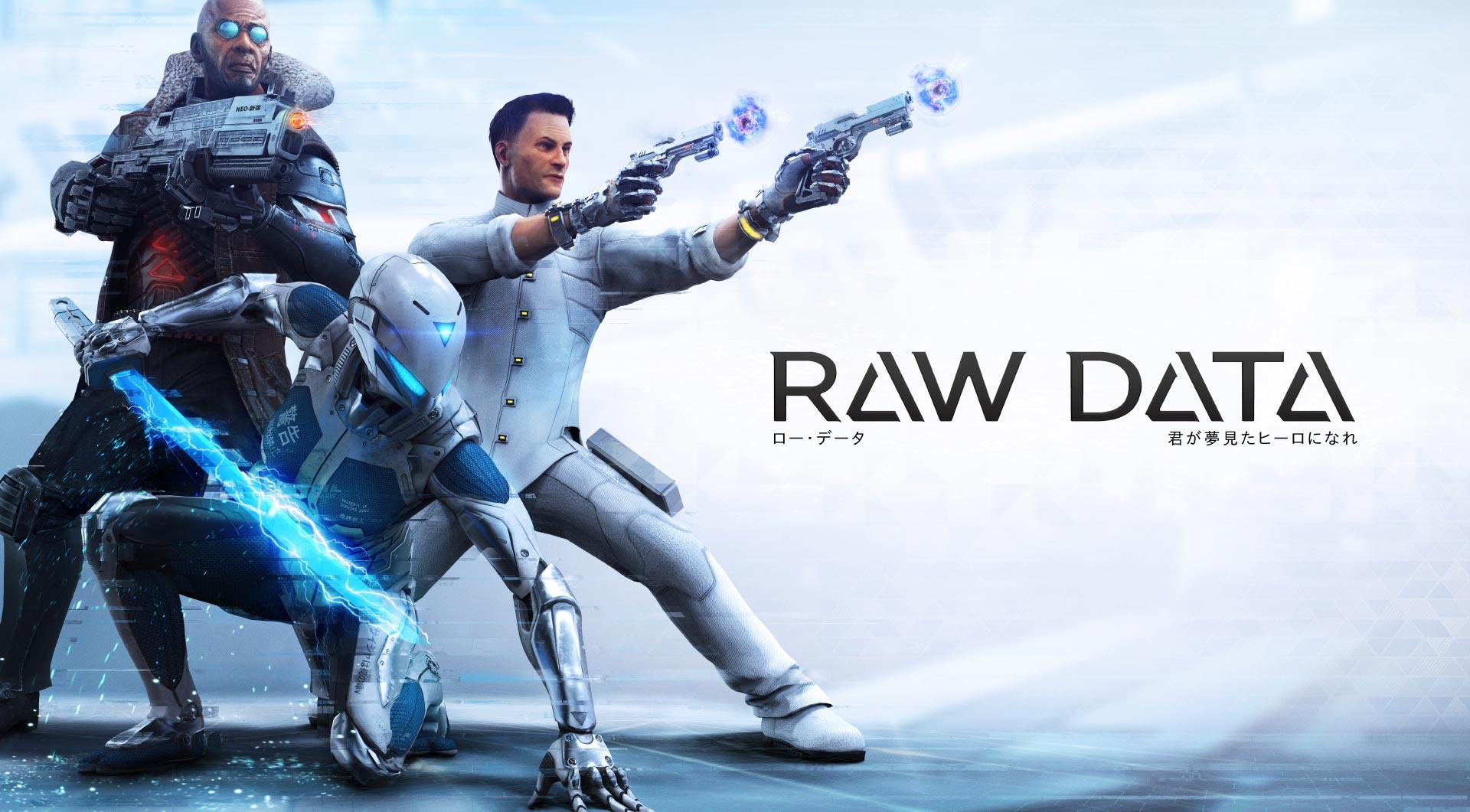 Raw Data sur Playstation VR