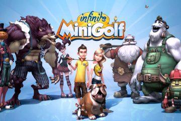 Infinite Minigolf arrivera sur PS4 et PSVR au printemps