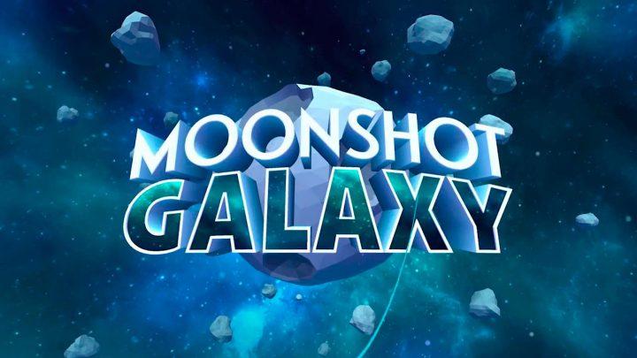 Moonshot Galaxy sur PSVR