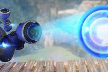 Smashbox Arena un FPS multijoueurs sur PSVR