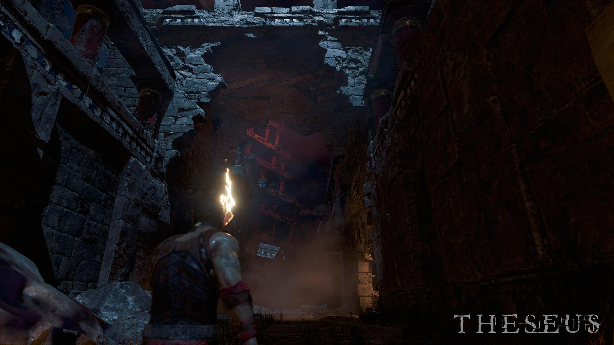 Theseus sur Playstation VR