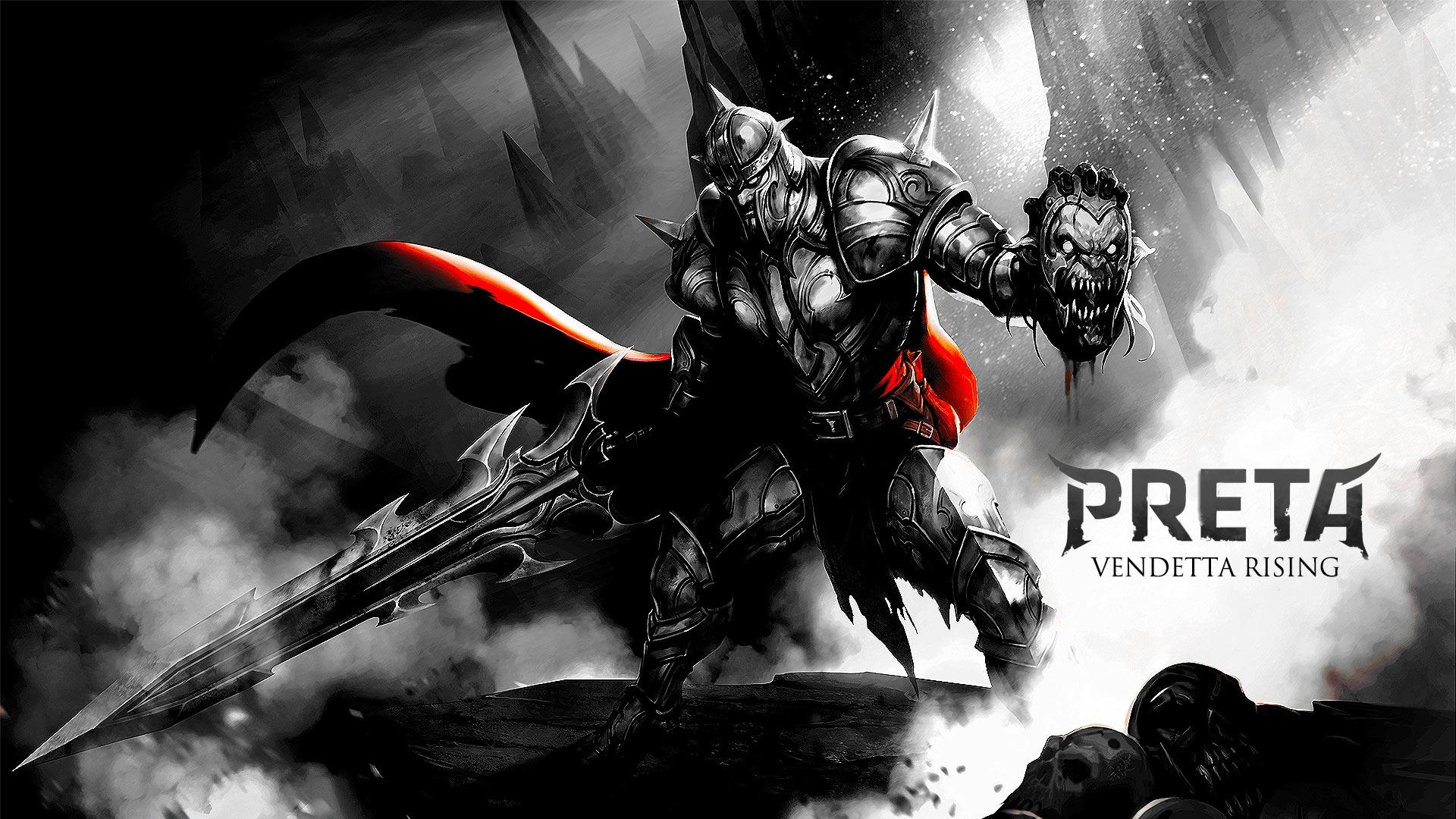 Preta Vendetta Rising sur Playstation VR