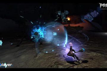 PlayStation VR : PRETA Vendetta Rising la vidéo Live du jeu sur PSVR
