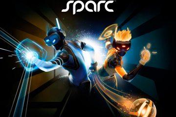 Sparc, Le sport virtuel bourré d'adrénaline arrive sur Playstation VR !