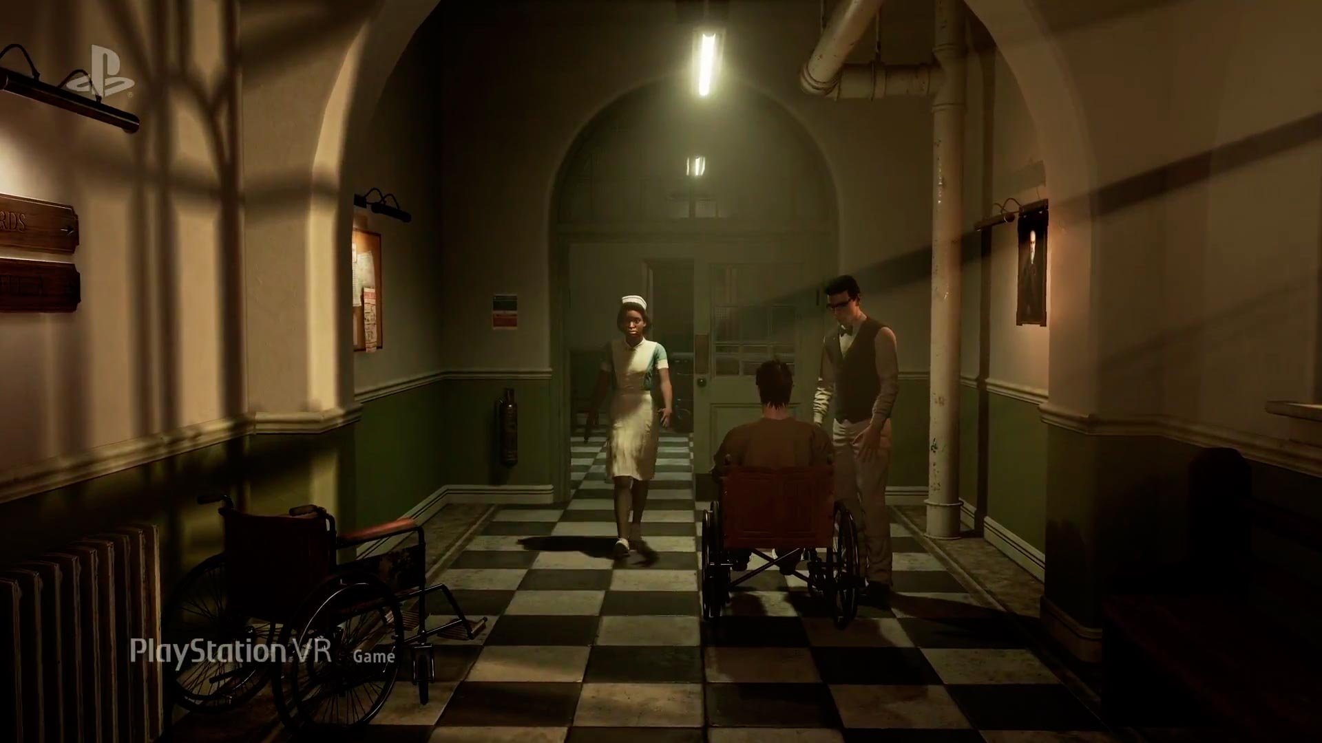 The Inpatient sur PlayStation VR