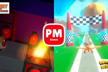 Playstation VR : Pocket Money Games ne prépare pas 1, ni 2 mais bien 3 jeux PSVR !