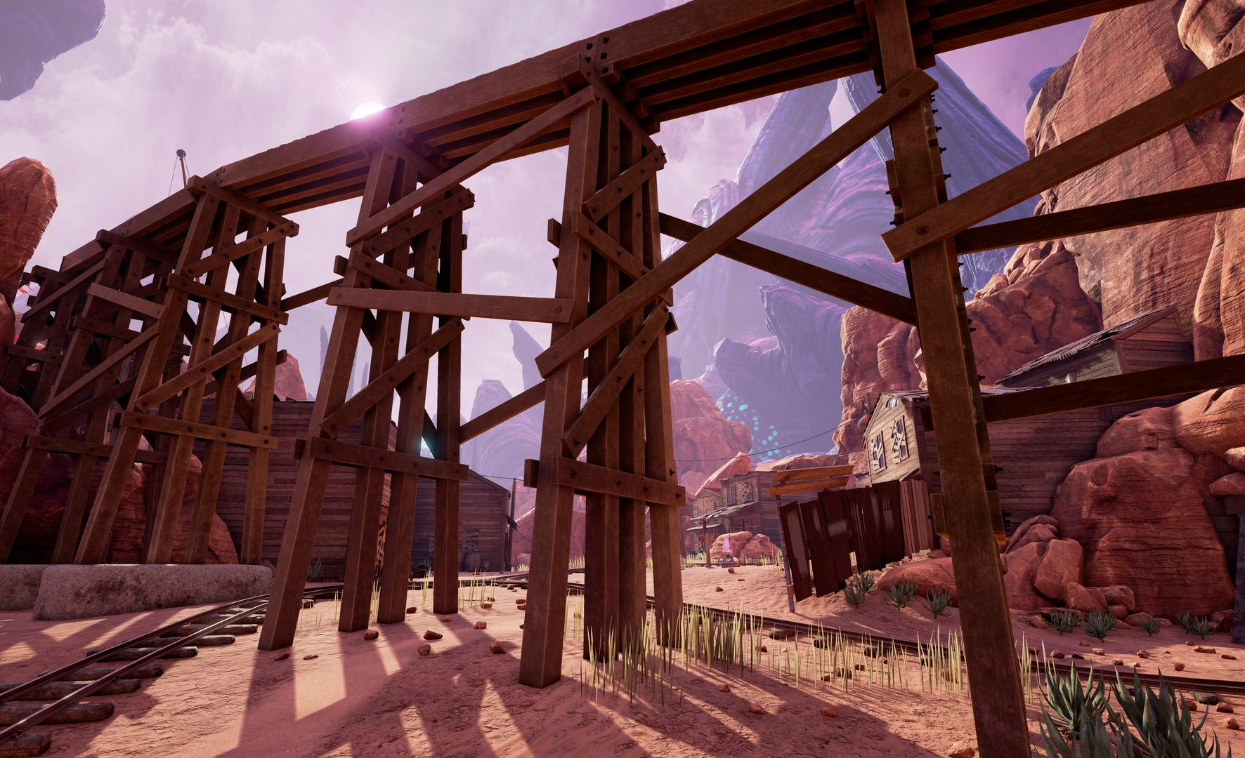 Obduction sur Playstation VR