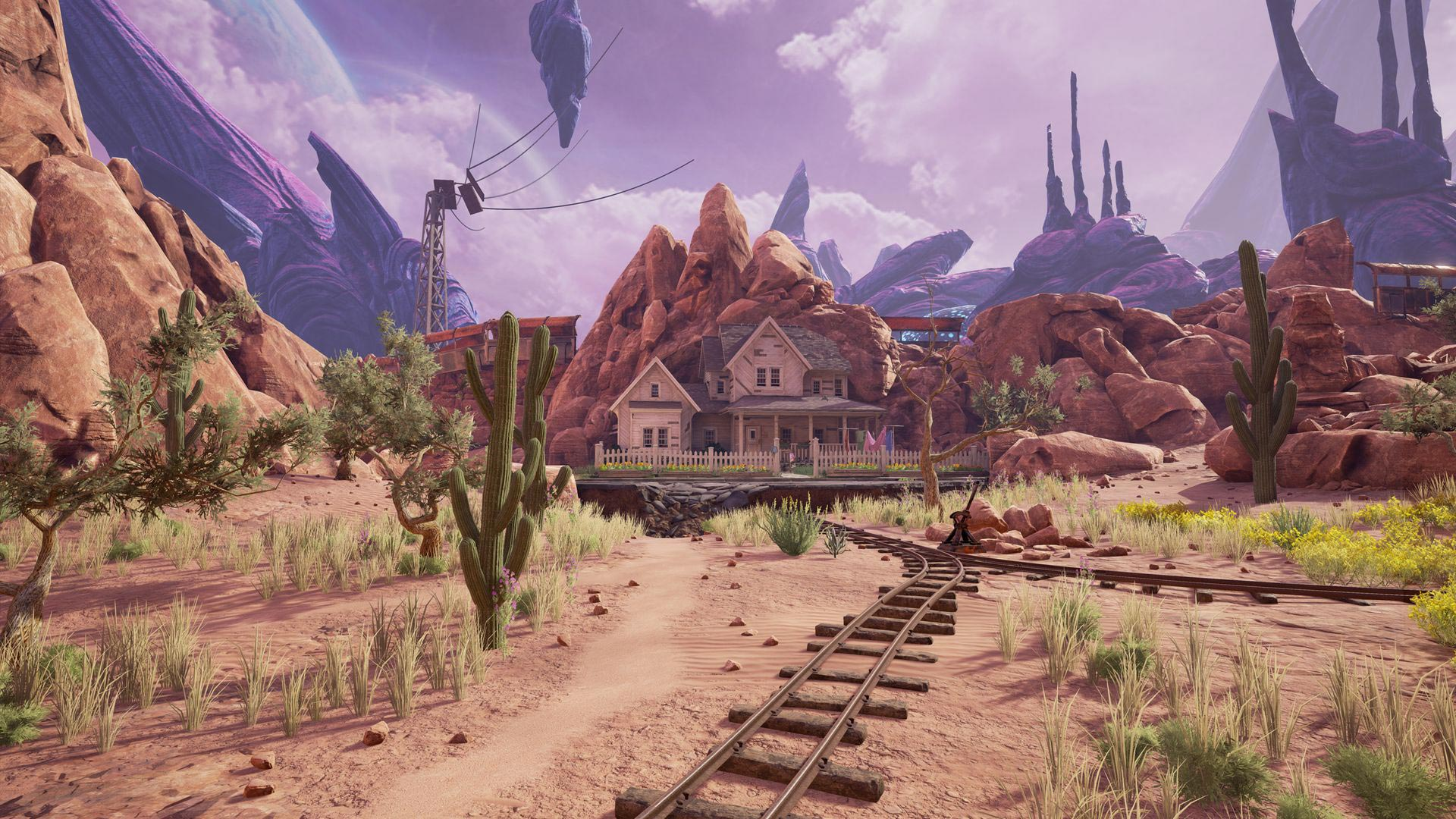 Obduction sur Playstation VR