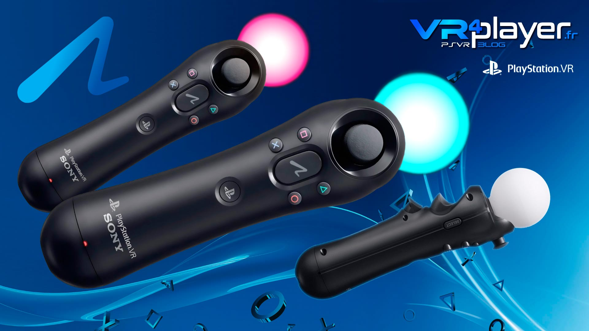 PS Move 2 - Vr4player