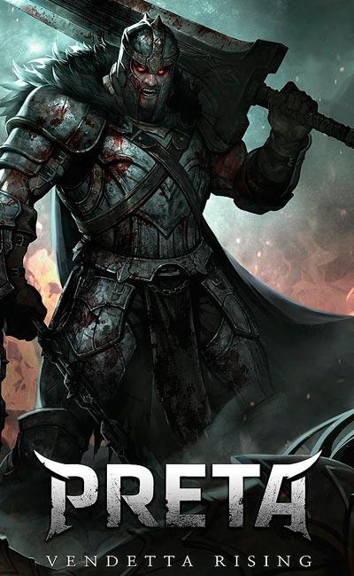 Preta Vendetta Rising VR4player.fr