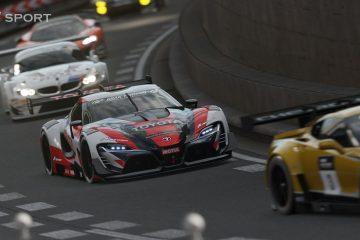 Gran Turismo Sport en demo sur PS4 mais pas sur PlayStation VR …
