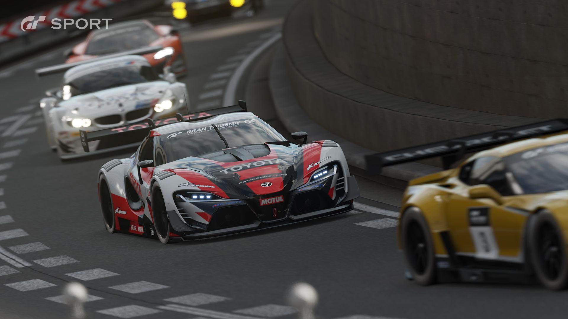 Gran Turismo Sport sur Playstation VR