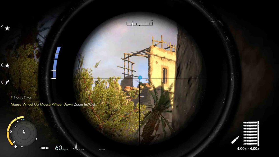 Sniper Elite 3 sur PlayStation 4