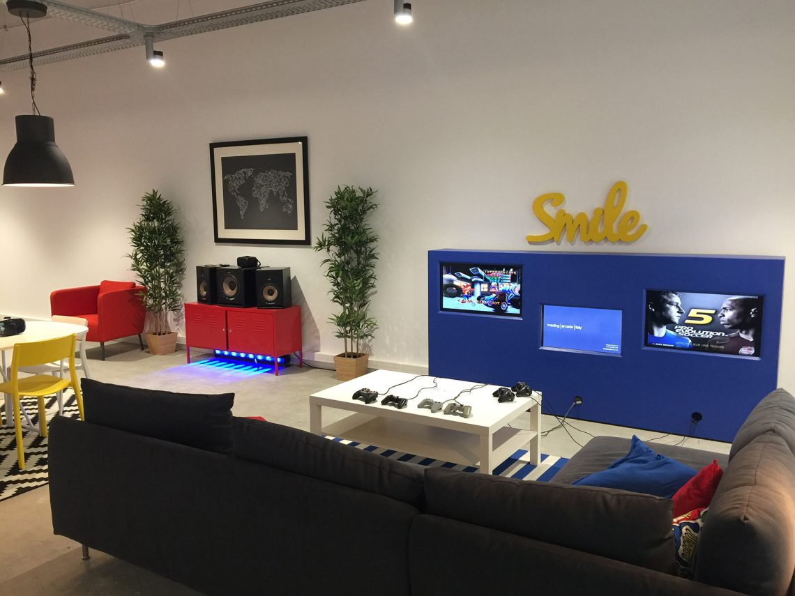 salles d'arcade VR Virtual Lab