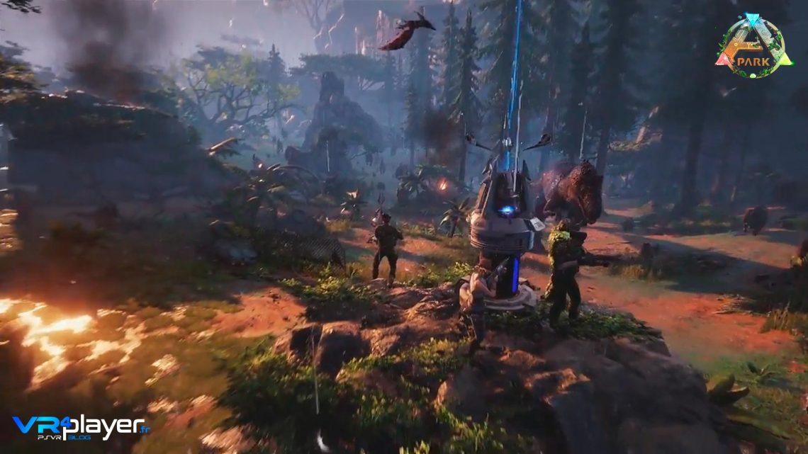 Ark Park sur PlayStation VR