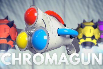 PS4 PlayStation VR : ChromaGun a besoin de vous sur PSVR !