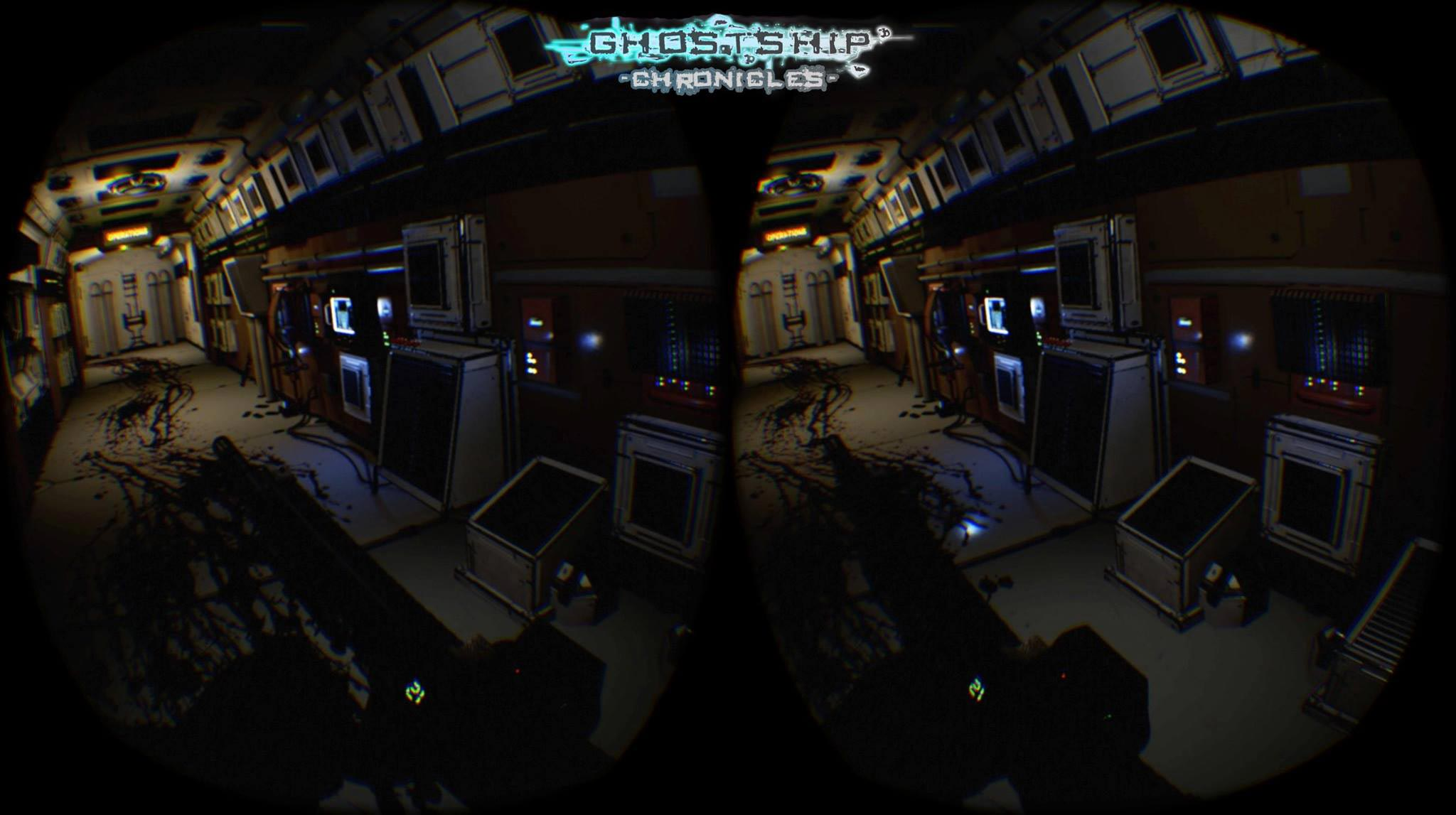 Ghostship Chronicles sur Playstation VR