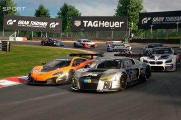 PS4 PSVR : Gran Turismo Sport sur Playstation VR et Forza Motorsport 7 en 1ère ligne.
