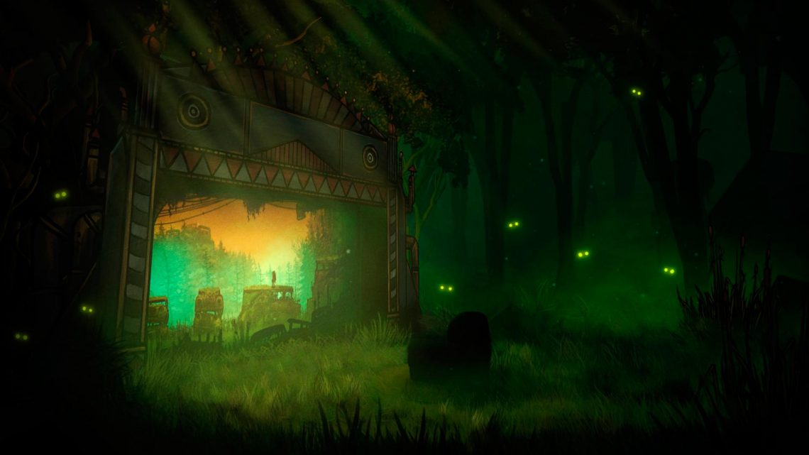 The Lost Bear sur Playstation VR