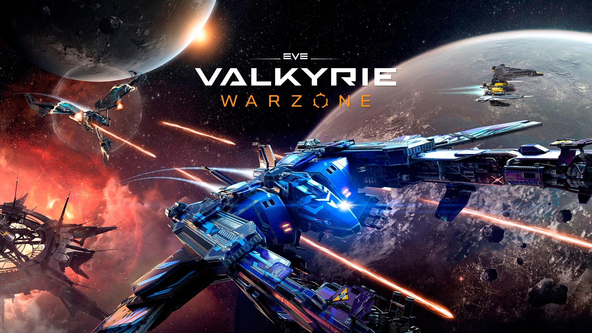 EVE Valkyrie VR4player