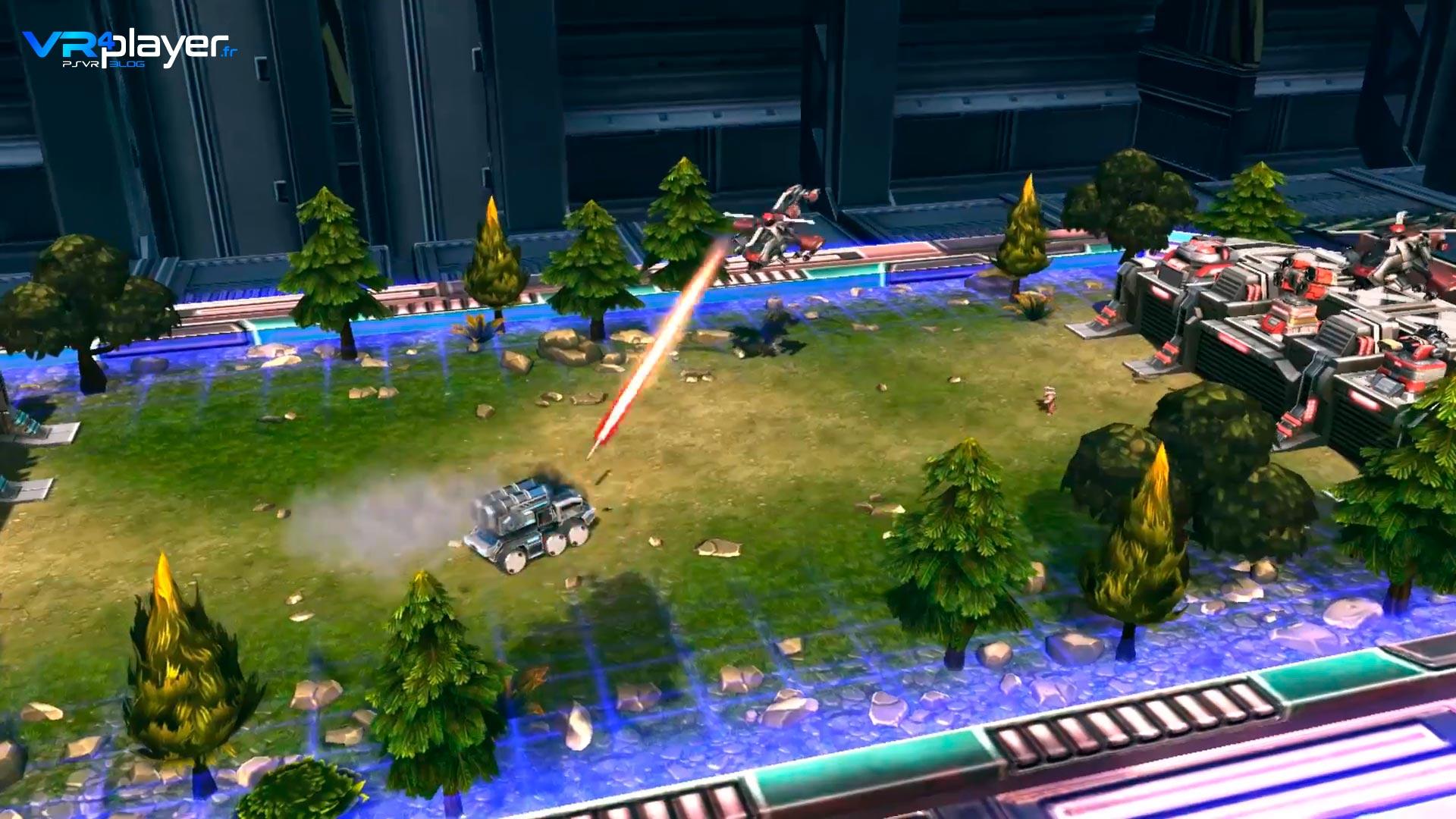 League of War VR4player